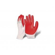 Găng tay sợ phủ cao su
