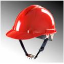 Mũ công trường màu đỏ