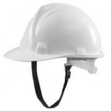 Mũ công trường màu trắng