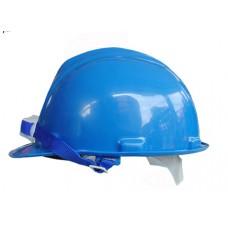 Mũ công trường màu xanh dương